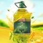 金龙鱼添加10%特级初榨橄榄油橄榄食用植物调和油4L/桶 食用油
