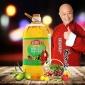 鸿瑞门橄榄油山茶油非转基因食用油植物油色拉油5L包邮