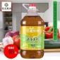 四方粮油贵品菜花香浓香菜籽调和油5L